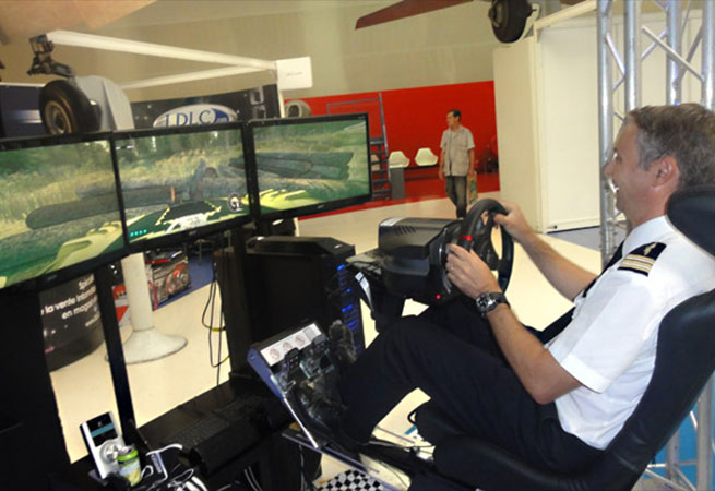 driving simulators